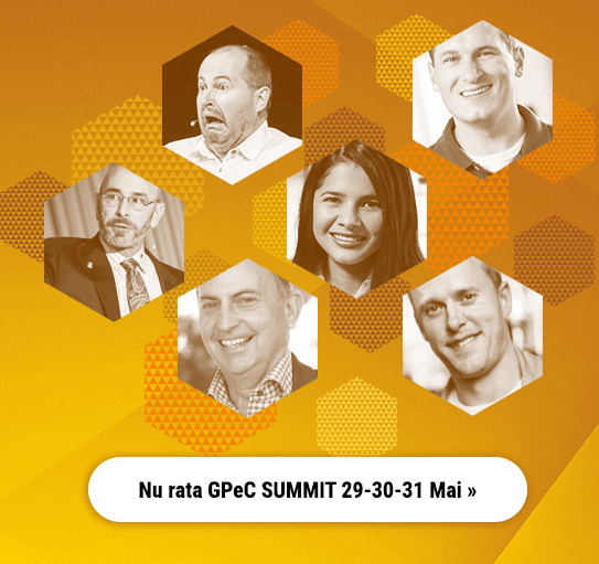 GPeC 2018 a început: magazinele online află totul despre cum să își crească vânzările, iar cei mai buni speakeri internaționali în E-Commerce și Digital Marketing vin la GPeC SUMMIT