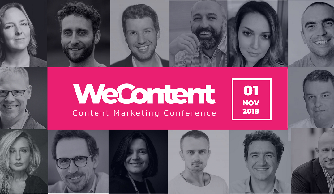 Experți din România și UK, la cel mai important eveniment de content marketing local