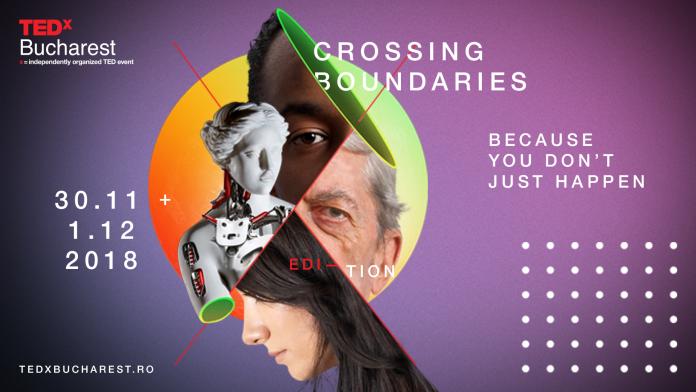 A 10a ediție TEDxBucharest aduce pe scenă 19 vorbitori cu povești  puternice despre cum și-au depășit barierele
