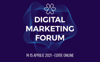Digital Marketing Forum cel mai important eveniment de promovare online din România