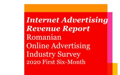Publicitatea online in Romania in anul pandemiei 2020 – rezultate pozitive in primul semestru.